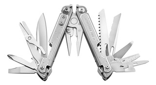 Multiherramienta Leatherman Free P4 Quick Access Made In Usa
