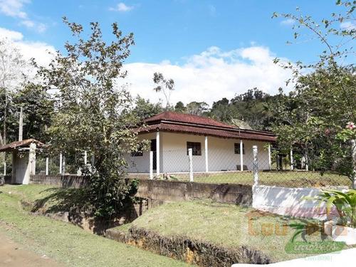 Chácara Para Venda Em Itariri, Cl. De Campo Park Real, 3 Dormitórios, 1 Suíte, 1 Banheiro, 10 Vagas - 1963_2-773825