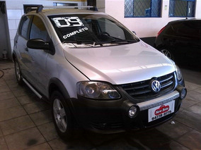 Volkswagen Crossfox 1.6 Mi Flex 8v 4p Manual 2008/2009