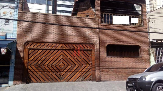 Casa Com 4 Dormitórios Para Alugar, 220 M² Por R$ 8.000,00/mês - Tatuapé - São Paulo/sp - Ca0472