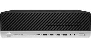 Desktop Hp Elitedesk 800 G3 I7 32gb 480gb Ssd Win 10 Pro