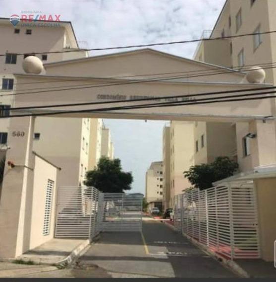 Apartamento Com 2 Dormitórios À Venda, 55 M² Por R$ 205.000,00 - Jardim Europa - Sorocaba/sp - Ap2819
