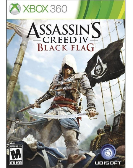Assassins Creed 4 Black Flag Bc 360