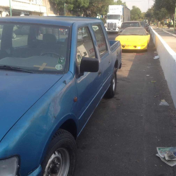 Chevrolet Luv 2.2 Cabina Doble A Mt 1998