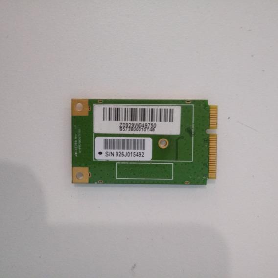 Placa Wifi Notebook Pc Ms-1436