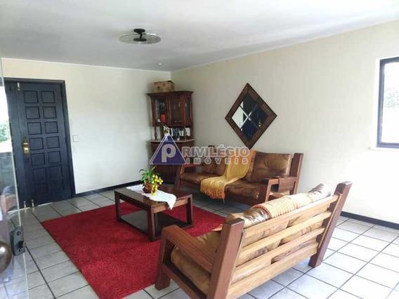 Casa Em Condomínio À Venda, 4 Quartos, 4 Vagas, Piratininga - Niterói/rj - 4046
