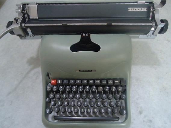 Máquina De Escrever Olivetti - Lexikon 80 - Novíssima