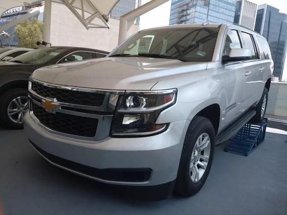 Chevrolet Suburban 5.4 Lt Piel Cubo At