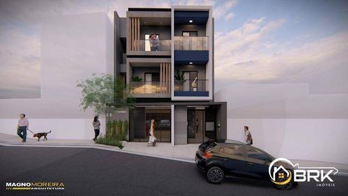 Apartamento Com 2 Dormitórios À Venda, 47 M² Por R$ 224.900,00 - Vila Elze - São Paulo/sp - Ap0008