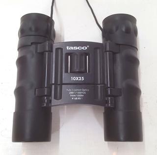 Binoculares Tasco 10x25 288ft/1000yds