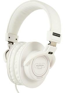 Auriculares De Estudio Cad Audio Mh210w Cerrados Blancos