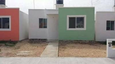 Casa En Venta Nueva En Paseos Del Mayab Kanasin