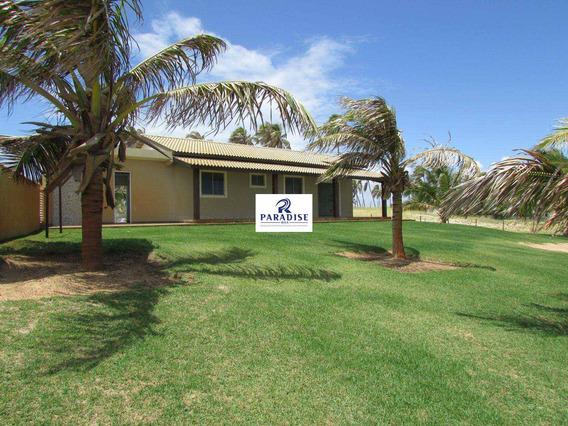 Casa Com 3 Dorms, Porto De Sauipe, Entre Rios - R$ 550 Mil, Cod: 68331 - V68331