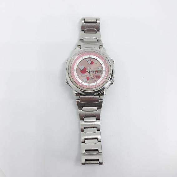 Relógio Casio Feminino Law-25 D