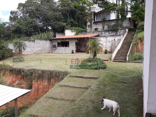 Imagem 1 de 30 de Chácara Com 4 Dormitórios À Venda, 4000 M² Por R$ 650.000 - Recanto Maria De Jesus - Suzano/sp - Ch0563