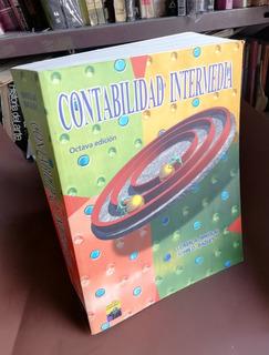 Contabilidad Intermedia Nikolai Y Bazley, 8a.edición, 2001