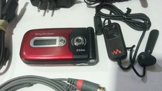 Sony Ericsson Z550 Clásico Colección Original