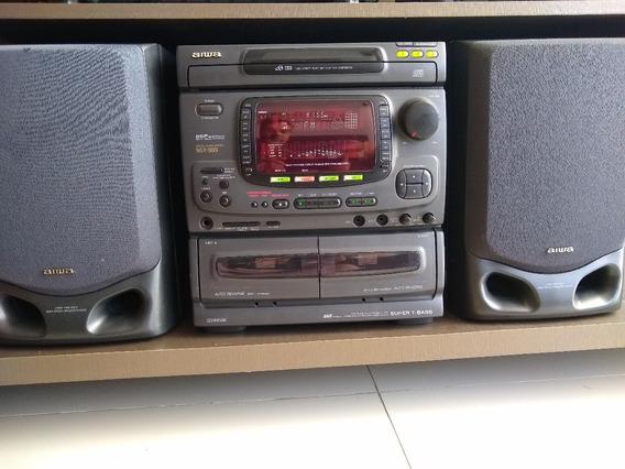 Mini-sistem Aiwa Nsx 999 - Original