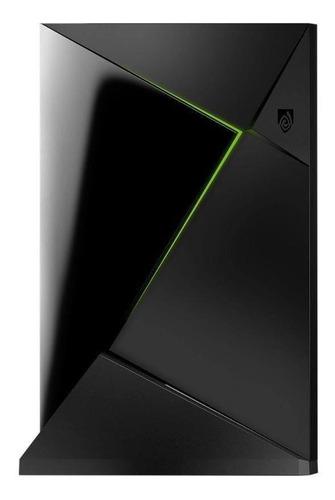 Tv box Nvidia Shield de voz 4K 16GB preto