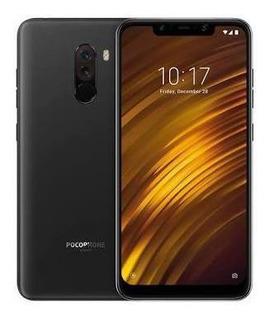 Xiaomi Pocophone F1 6gb, 64gb + Capinha +película Incluídas