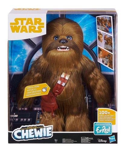 Juguete Star Wars Chewie Animatronic
