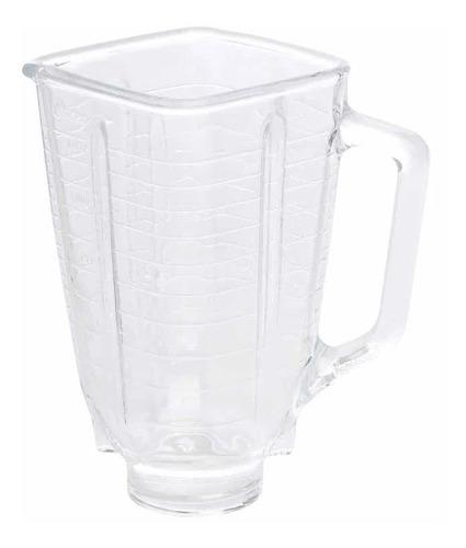 Vaso De Licuadora Oster Vidrio Original Contramarcado