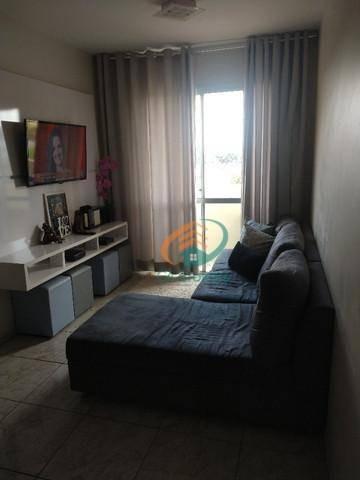 Apartamento Com 3 Dormitórios À Venda, 55 M² Por R$ 260.000,00 - Jardim Santa Terezinha (zona Leste) - São Paulo/sp - Ap3747