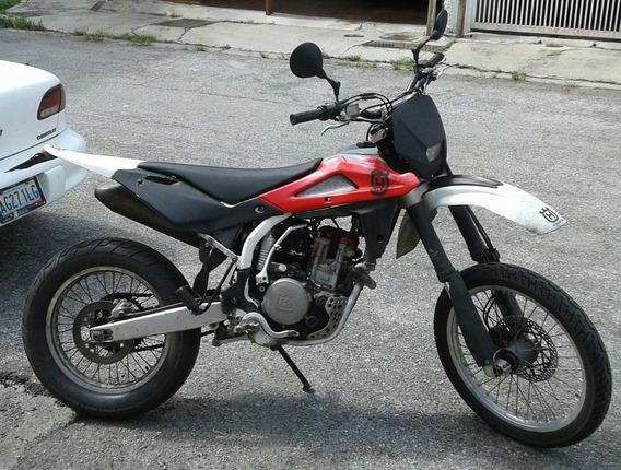 Moto Husqvarna Te 250 (con Placa)