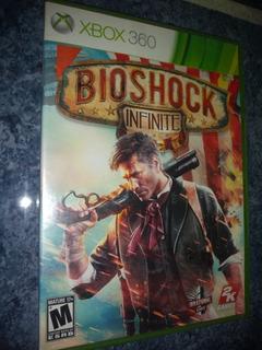 Xbox 360 Live Video Juego Bioshock Infinity Nuevo Sellado