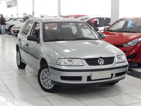 Volkswagen Gol 1.0 City 4p Gasolina
