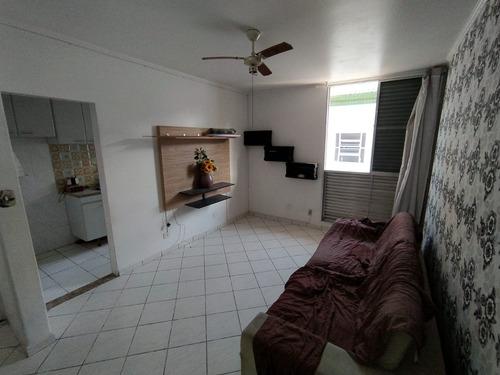 Apartamento 2 Dormitórios 200mts Da Praia Guilhermina Ams131