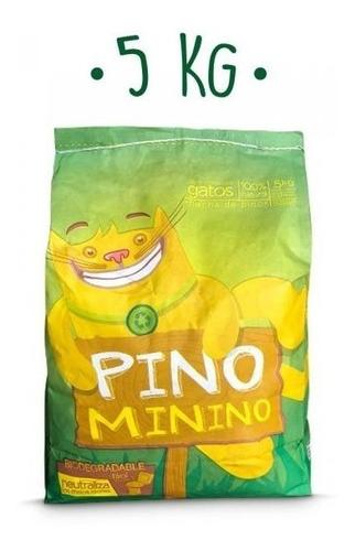 Pino Minino Arena Pino Minino 5kg. Entrega Ya!