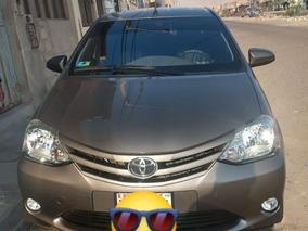 Toyota Etios Mecanico