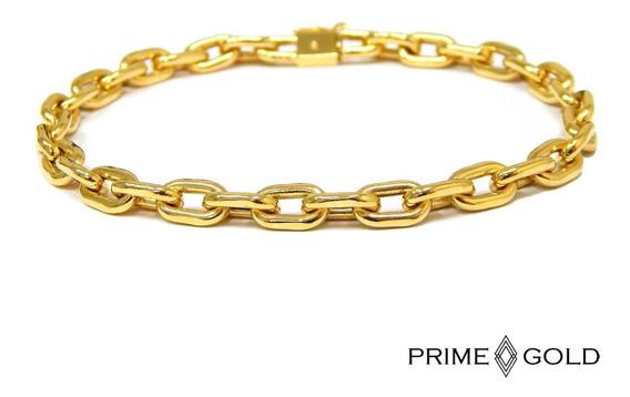 Pulseira Cartier Masculina Em Ouro 18k Grossa