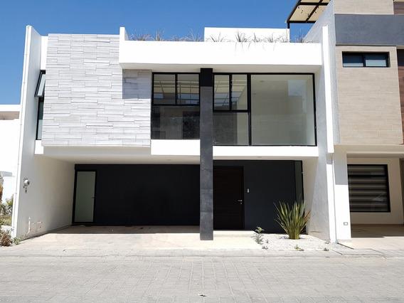 Casa En Venta Momoxpan Residencial La Ilusion