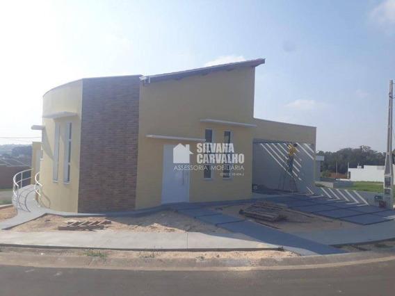 Casa À Venda No Condomínio Village Moutonnée Em Salto/sp - Ca7800