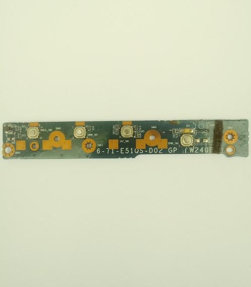 Placa Power Itautec Infoway Note A7520, W7425 E W7535 Etc.