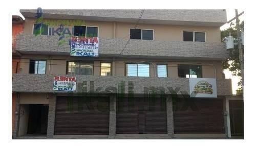 Renta Oficina Zona Centro Puerto De Veracruz Veracruz. Son 2 Oficinas Con Un Área De Recepción, Cada Cuarto Con Mini Split, Closet Y Librero, Cerca De Centros Comerciales, Escuelas, Transportes Públi