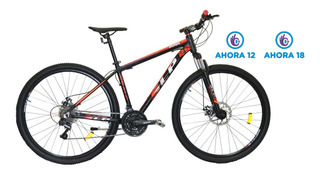 Bicicleta Mountain Bike R29 Slp 25 21v Shimano F/disc Susp.
