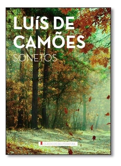 Sonetos Luís De Camões | Livro Novo