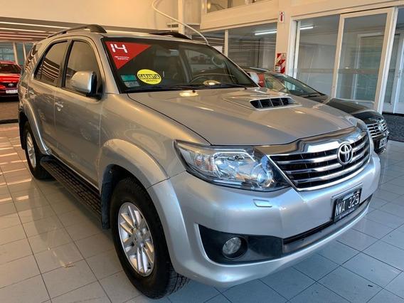 Toyota Sw4 A/t Cuero 7 As. Único Dueño, Services Oficiales