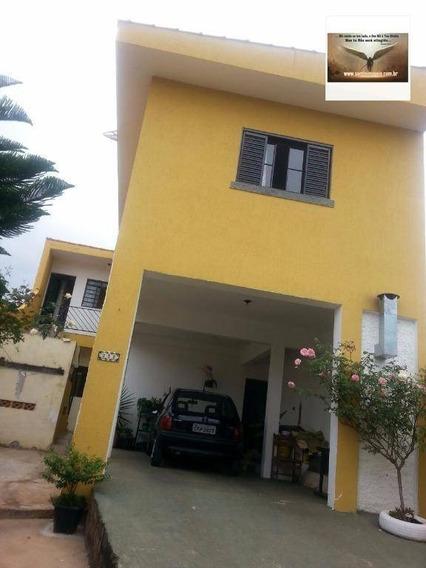 Casa Com 02 Dormitórios, Cozinha , 02 Vagas De Garagem Residencial À Venda, Jardim Santa Inêz, Itapetininga. - Ca0037
