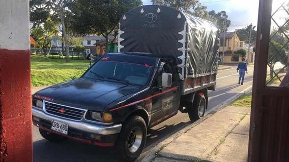 Chevrolet Luv Luv Estacas 4x4