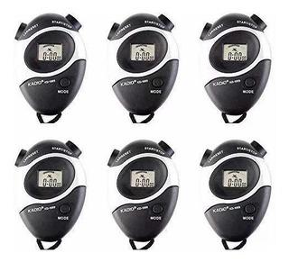 Pgzsy Pack Cronometro Deportivo Digital Electronico Multifun
