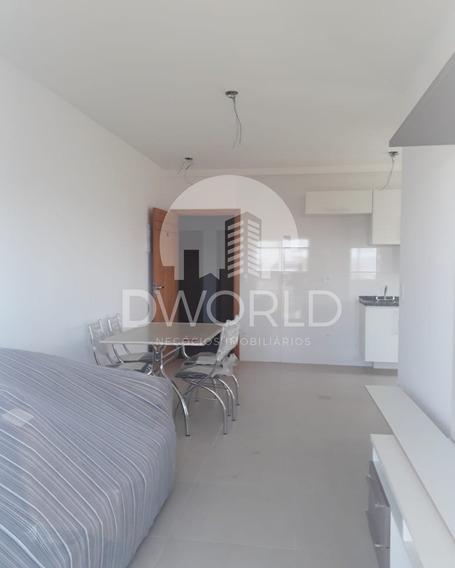 Apartamento Semi-mobiliado - Prédio Novo! - Ap02284 - 68217509