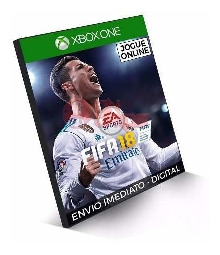 Fifa 18 - Xbox One - Original Digital Online