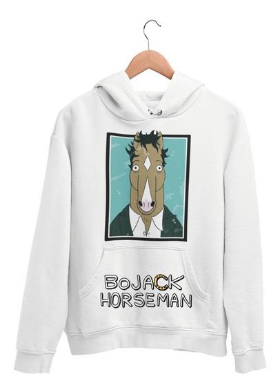 Sudadera Bojack Horseman Retrato Aesthetic Netflix Envio Gratis