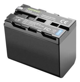 Pila Bateria Lampara Led Np-f970 Neewer Led Luz Camara Sony