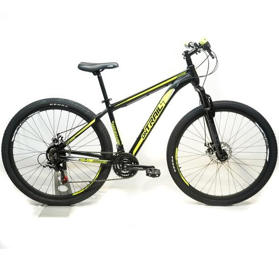 Bicicleta Todoterreno On Trail Mtb 29 Alum Freno Disc 21vel