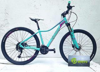 Bicicleta Vairo Pulsion V4 Mujer Rod 27.5 Alivio 27v Palermo